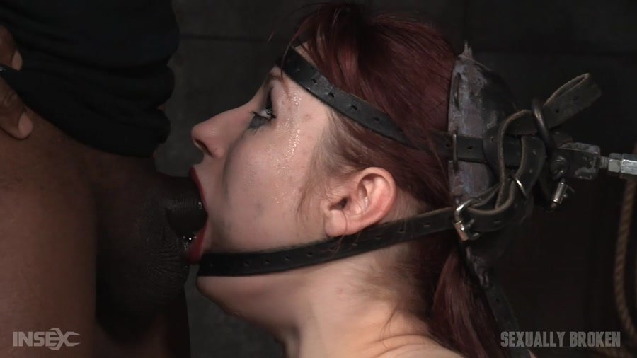 Harmonious bdsm blowjob machine