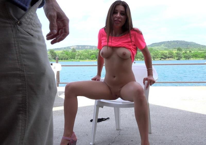 PublicPickUps.com/Mofos.com - Ally aka Ally Breelsen - Russian Brunettes Sexy Mouth [SD / Doggystyle / Missionary / 2015]