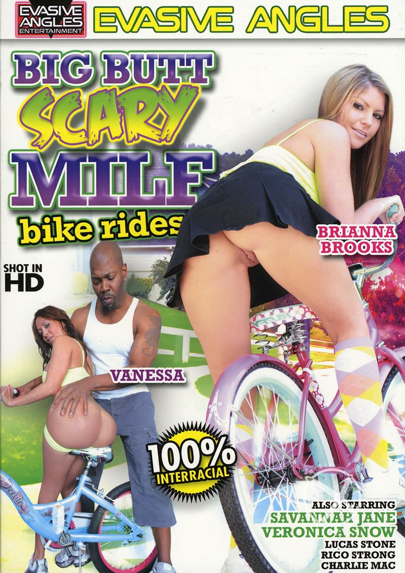 Evasive Angles Entertainment - Brianna Brooks, Vanessa, Savannah Jane, Veronica Snow - Big Butt Scary MILF Bike Rides [WEBRip/HD 720P / All Sex / MILF / 2014]