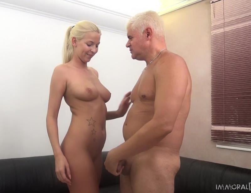 ImmoralLive.com/MyXXXPass.com - Karol Lillien, Mark Zane - Do Blondes Have More Fun [FullHD / Straight / Blowjob / 2016]