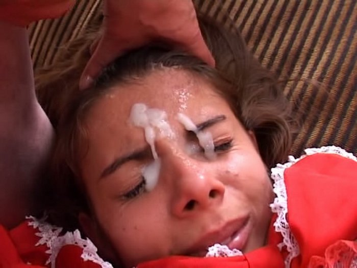 PurzelVideo.com - Betty Stylle - Young Red Riding Hood finish inside [HD / Creampie / Germany / 2009]