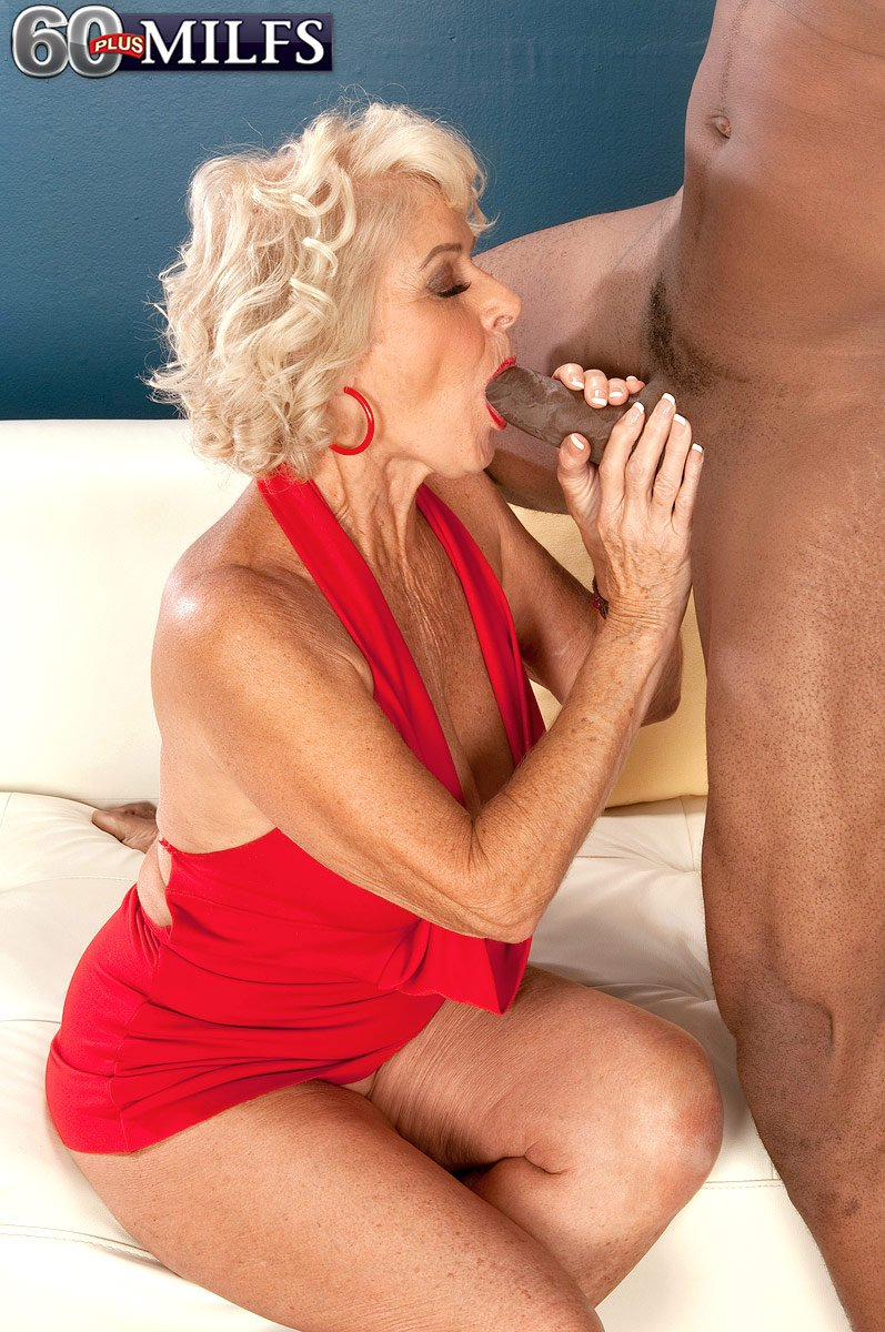 50Plusmilfs.com - Georgette Parks - Big Black Cock Makes Georgette Cum Hard! [HD 720p / All Sex / Mature / Interracial / 2010]