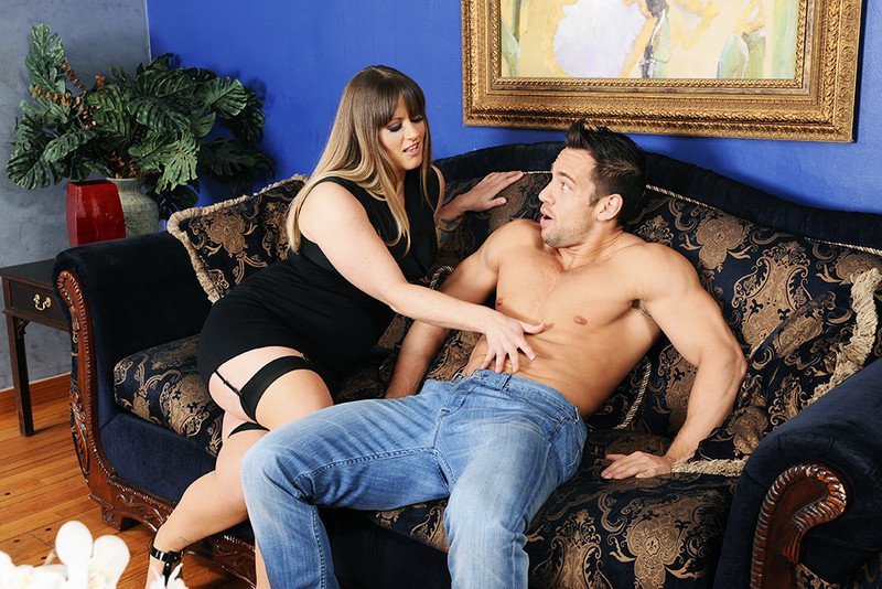 MyFriendsHotMom.com/NaughtyAmerica.com - Holly Heart - I Have Tempted The Son Of The Girlfriend [SD 480p / All Sex / Big Dick / MILFs / 2013]