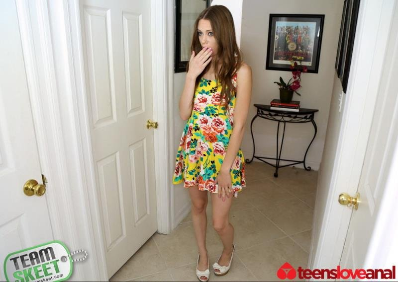 TeensLoveAnal.com/TeamSkeet.com - Alexa Nova - You Can Have My Ass [HD / Anal / Blowjob / 2015]