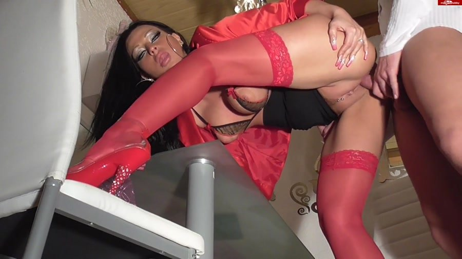 MyDirtyHobby.com - Jacky Lawless - Chefin ich hore was ich will [FullHD 1080p / Brunette / Hardcore / 2015]