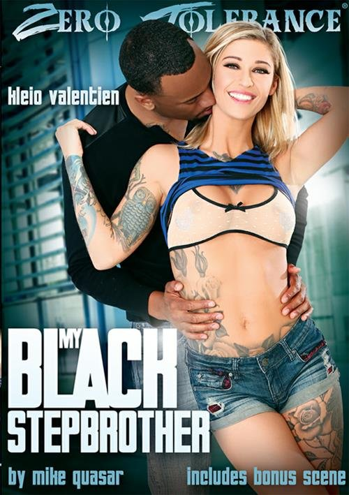 Zero Tolerance Ent. - Kleio Valentien, Jenna Ivory, Sara Luvv, Anna De Ville - My Black Stepbrother [WEBRip/HD 720p / Interracial / All Sex / 2016]