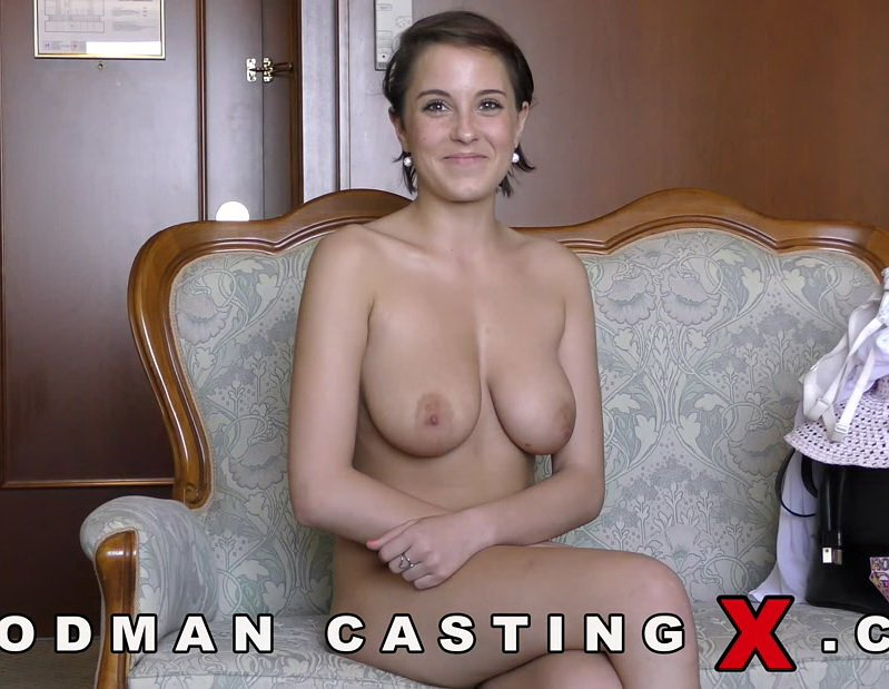 WoodmanCastingX.com - Anabelle - Casting [FullHD / All Sex / Anal / 2016]