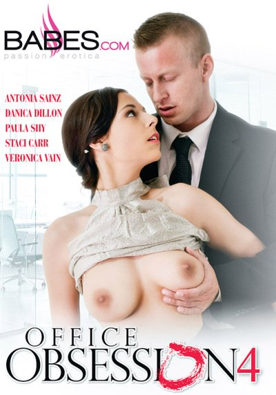 Babes - Antonia Sainz, Danica Dillon, Paula Shy, Staci Carr, Veronica Vain - Office Obsession 4 [WEBRip/SD 480p / All sex / Gonzo / 2016]