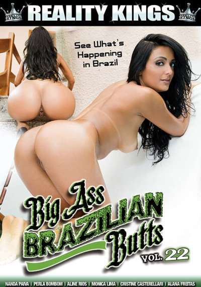 Reality Kings - Alana Fretas, Aline Rios, Cristine Casterellari, Monica Lima - Big Ass Brazilian Butts 22 [WEBRip/SD 432p / Big Booty / Latina / 2016]
