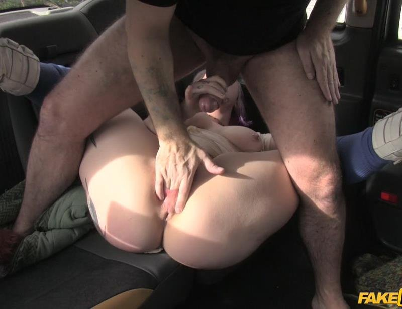 FakeTaxi.com - Proxy Paige - Adventurous American Loves it Dirty [FullHD / Anal / Ass Licking / 2016]