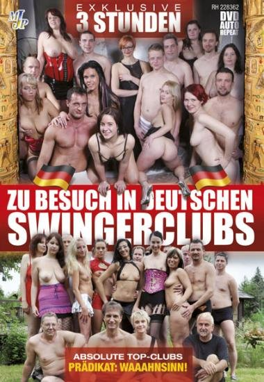 MJP - Amateur - Zu Besuch in Deutschen Swinger Clubs [DVDRip 404p / Gonzo / All Sex / 2016]