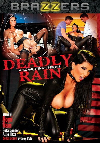 Brazzers - Allie Haze, Peta Jensen, Romi Rain. - Deadly Rain [WEBRip/SD 480p / All sex / Big Boobs / 2016]