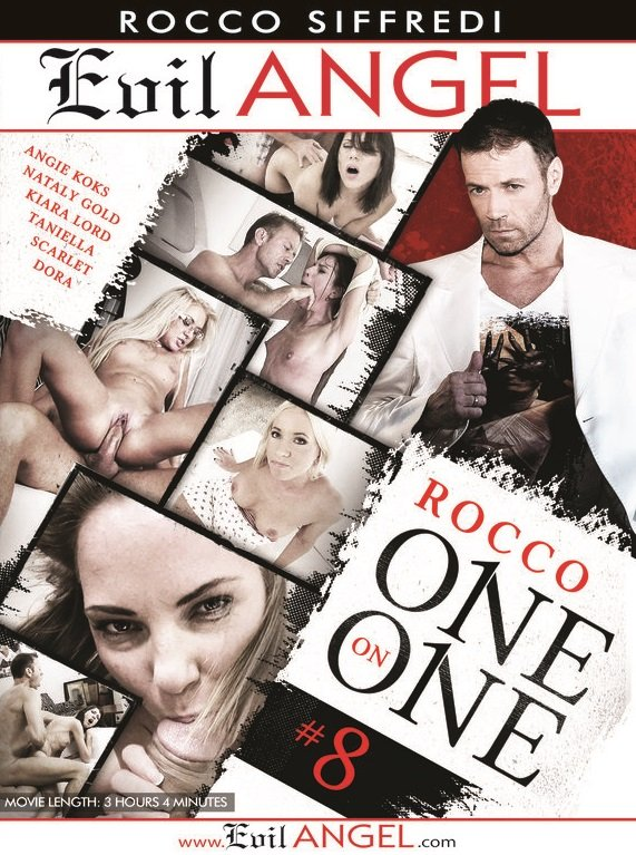 Evil Angel - Angie Koks, Dora A, Kiara Lord, Nataly Gold C, Rocco Siffredi - Rocco One On One 8 [WEBRip/SD 540p / Anal / Gonzo / 2016]