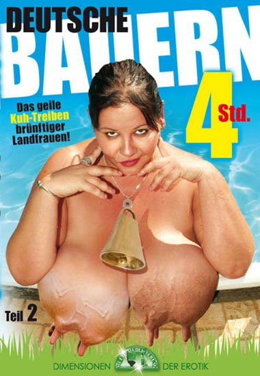 MMV - Amature - Deutsche Bauern 2 [DVDRip 394p / Big Tits / MILF / Facial / 2016]