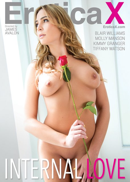 Erotica X - Blair Williams, Molly Manson, Kimmy Granger, Tiffany Watson - Internal Love [WEBRip/FullHD 1080p / Vignettes / Couples / 2016]