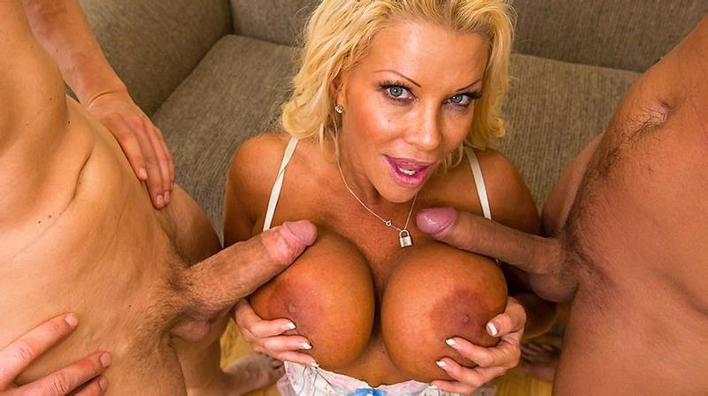 BigTitsAtWork.com/Brazzers.com - JR Carrington - She Loves In A Mouth And It Is Good [SD 480p / Anal / MILF / 2012]
