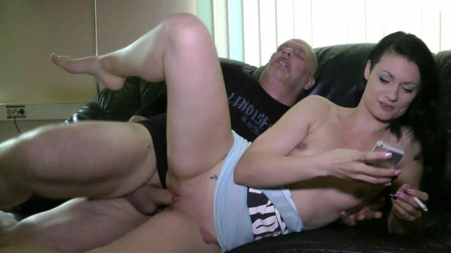 Forced to watch wife fucked