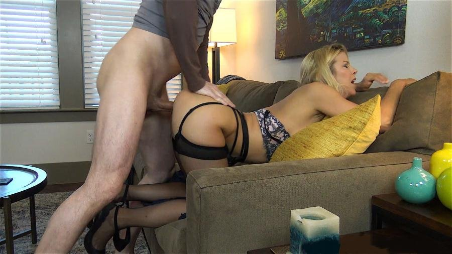 Clips4Sale.com - Alexis Fawx - MILF with an attitude, part 2 [FullHD 1080p / Milf / Pantyhose / 2016]