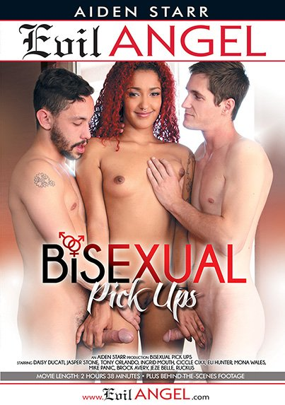 Evil Angel - Daisy Ducati, Ingrid Mouth, Jeze Belle, Mona Wales, Tony Orlando, Brock Avery - Bisexual Pick Ups [WEBRip/SD 540p / BiSexual / Group / 2015]