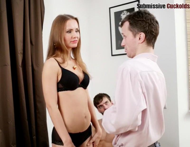 SubmissiveCuckolds.com - Linda - Hardcore [SD / Blowjob / Cuckold / 2013]