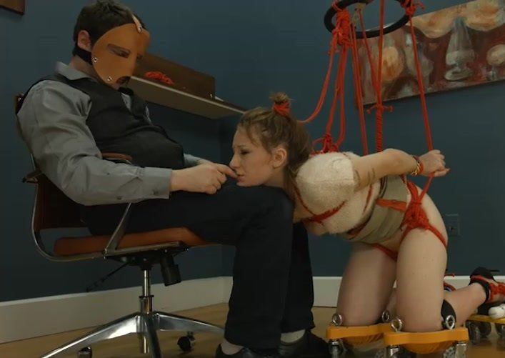 Assylum.com - Ass Mouth - Domination29 [SD / BDSM / Bondage / 2016]