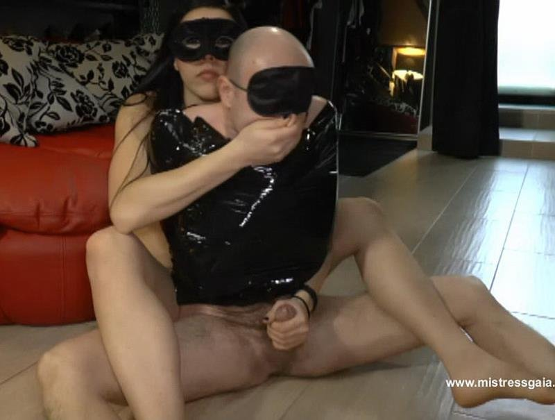 Clips4sale.com - Mistress Gaia - Survive or Cum [HD / Mistress / Female Domination / 2014]