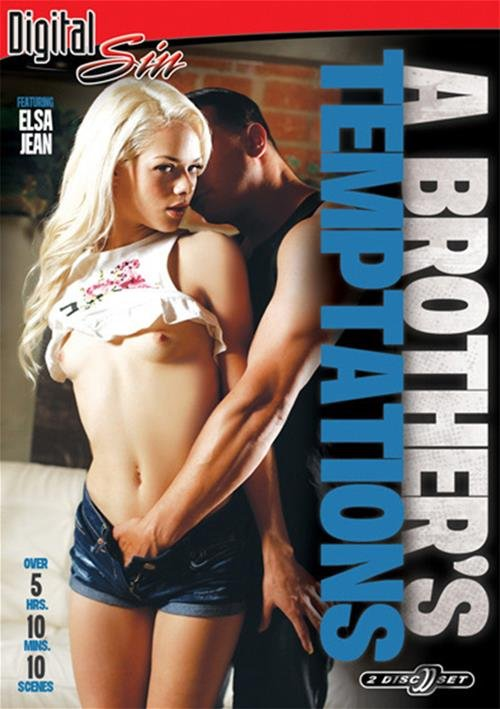 Digital Sin - Elsa Jean, Brianna Brooks, Brooklyn Chase, Adriana Chechik - A Brothers Temptations [WEBRip/SD 480p / Compilation / Family Roleplay / 2016]