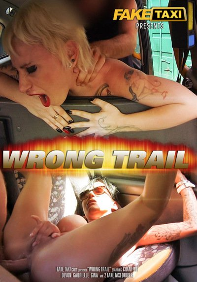 Fake Taxi - Chantelle, Devon, Gabrielle, Gina - Wrong Trail [WEBRip/SD 480p / Amateur / Public Sex / 2016]