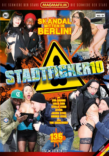 Magma - Amature - Stadtficker 10 [DVDRip 404p / Outdoor / Gonzo / 2016]