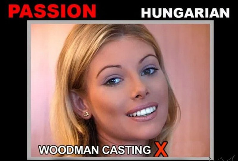 WoodmanCastingX.com - Passion - Hard Kitchen [HD / Anal / Initiation / 2009]