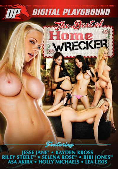 Digital Playground - Asa Akira, Bibi Jones, Holly Michaels, Jesse Jane, Kayden Kross, Lea Lexis - The Best of Homewreckers [WEBRip/SD 540p / All Sex / Gonzo / 2016]