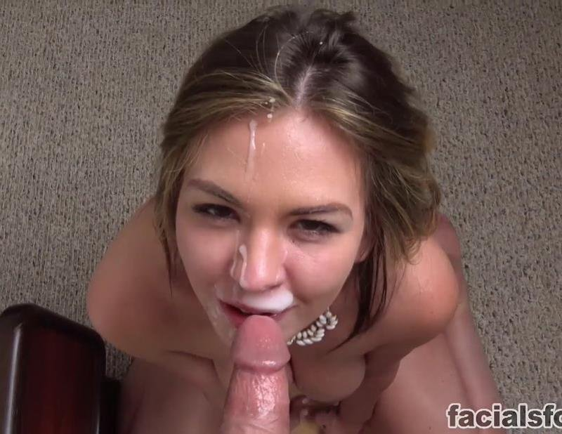 FacialsForever.com - Alice Lighthouse - Top Web Models [FullHD / Blowjob / Deepthroat / 2016]