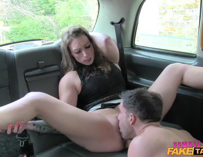 FemaleFakeTaxi.com - Ava Austen - Nervous Farmer Cant Satisfy Driver [SD / All Sex / Hardcore / 2016]