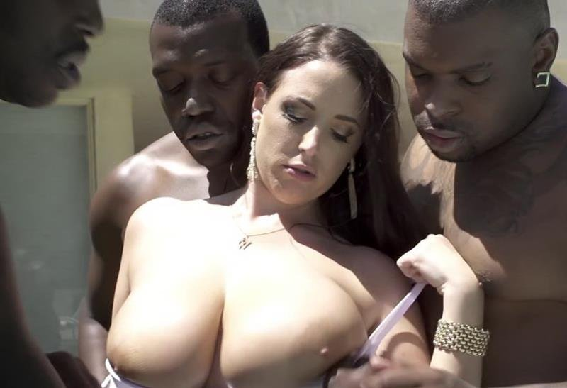 Angelawhite.com - Angela White - Air Tight [HD / Threesome / DP / 2016]