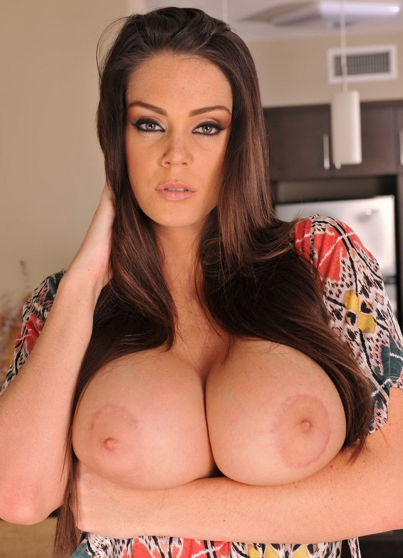 ClubSandy.com/21Sextury.com - Allison Tyler - Package swap [HD / Big Tits / Blowjob / 2013]
