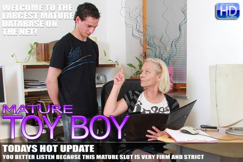 Mature.nl - Sara V. (54) - Mat-Oldies 128 [HD / Mature / Incest / 2013]