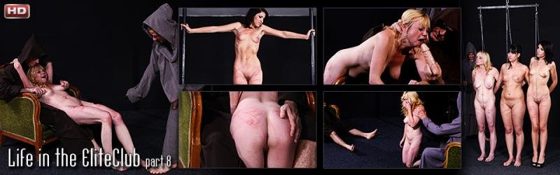 ElitePain.com - Linda - Life in the EliteClub, part 8 [HD / Torture / Whipping / 2012]