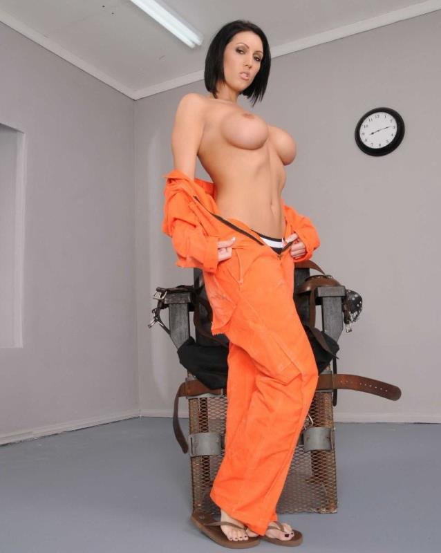 PornstarsLikeItBig.com - Dylan Ryder - Death Row Blow [SD / Big Tits / Big Ass / 2011]