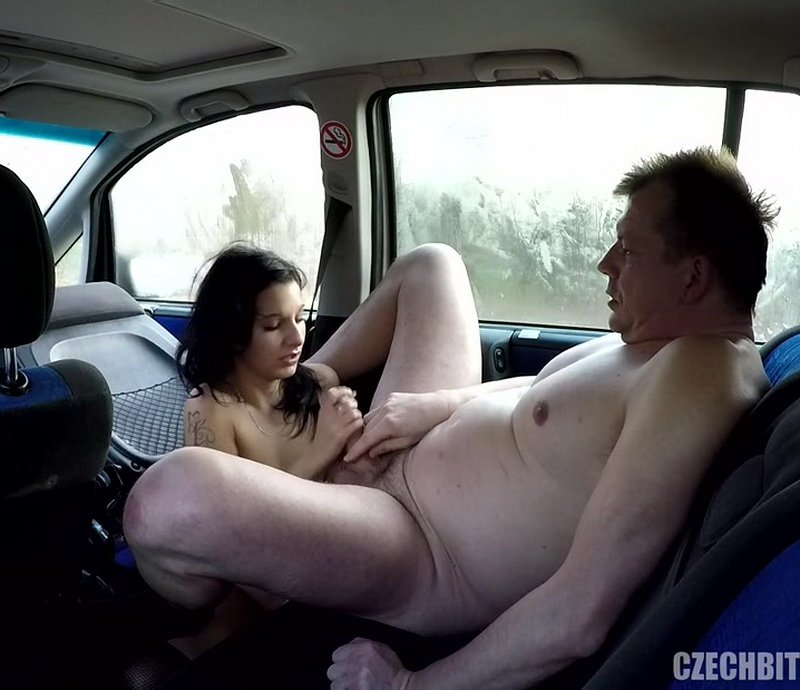CzechBitch.com - Amateur - Czech Bitch 47 [HD / Reality / Sex in Car / 2016]