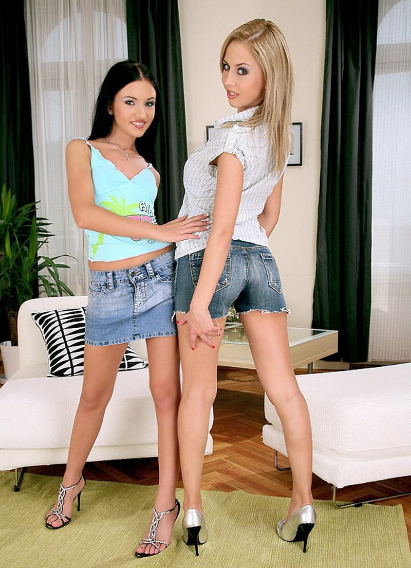 EuroSexParties.com/RealityKings.com - Mandi, Sasha - Swapping places [HD / Group / Anal / 2009]