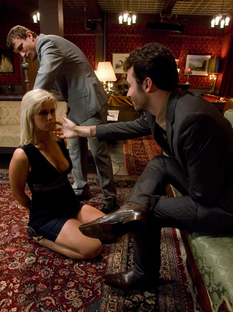Sexandsubmission.com/Kink.com - James Deen, Mr. Pete, Tara Lynn Fox - Hardcore [HD / Bondage / BDSM / 2009]