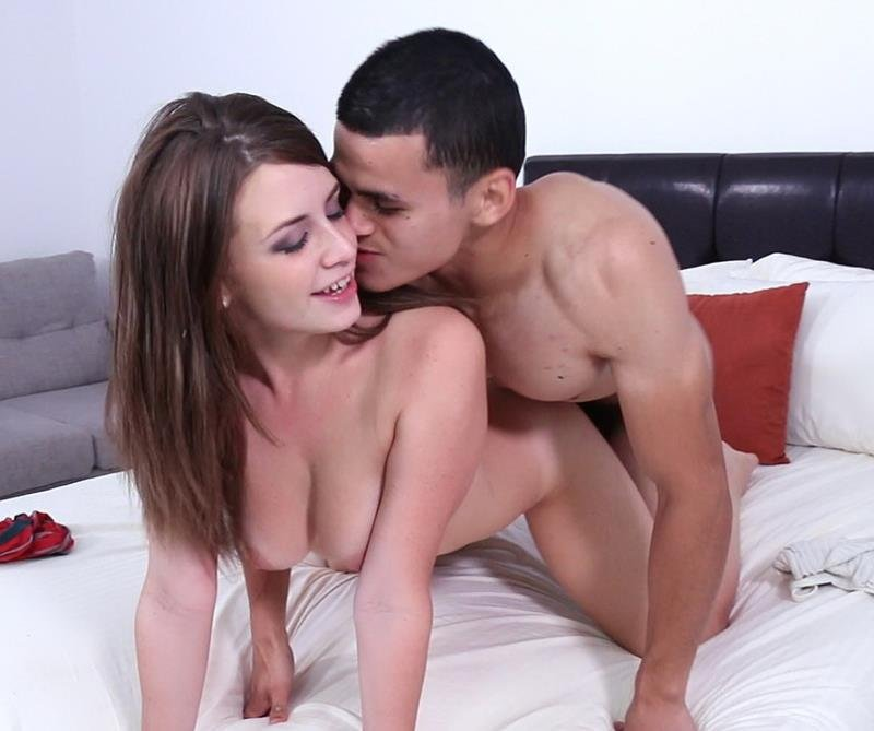 HotGuysFuck.com - Ashley - Fit Teen Jerry Cabrera Fucks Ashley [SD / Cumshot / Cunnilingus / 2016]