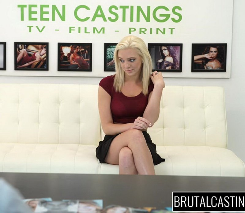 BrutalCastings.com - Tiffany Watson - Casting [HD / Legal Teen / Casting / 2016]