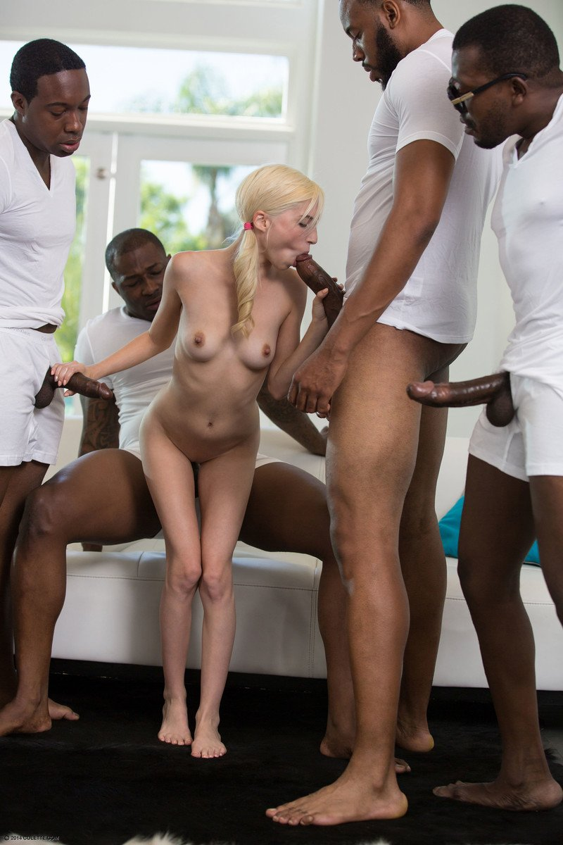 Colette.com - Piper Perri - Orgy is the New Black [FullHD / Blowjob / IR / 2015]