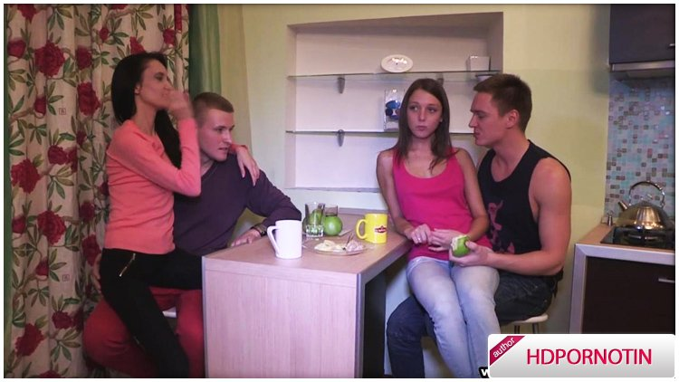 YoungSexParties.com - Inna And Alla - Young Sex Parties [FullHD / Legal Teen / Group Sex / 2013]