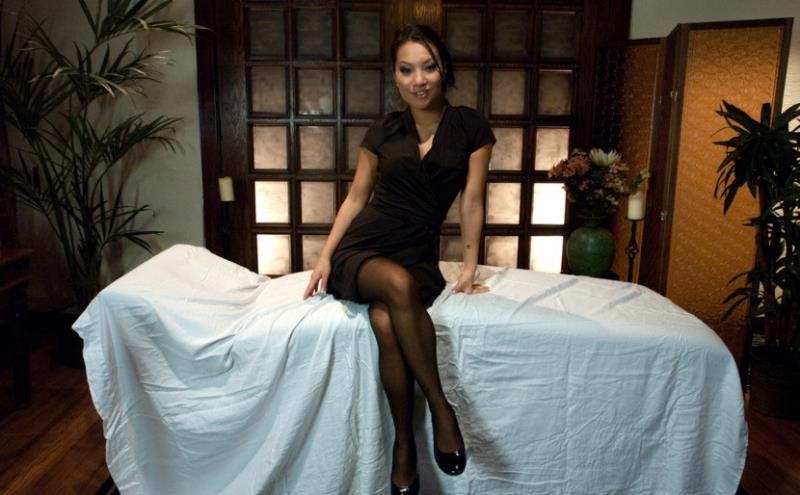 SexAndSubmission.com/Kink.com - Asa Akira - The Massage Parlor [HD / BDSM / Submission / 2011]