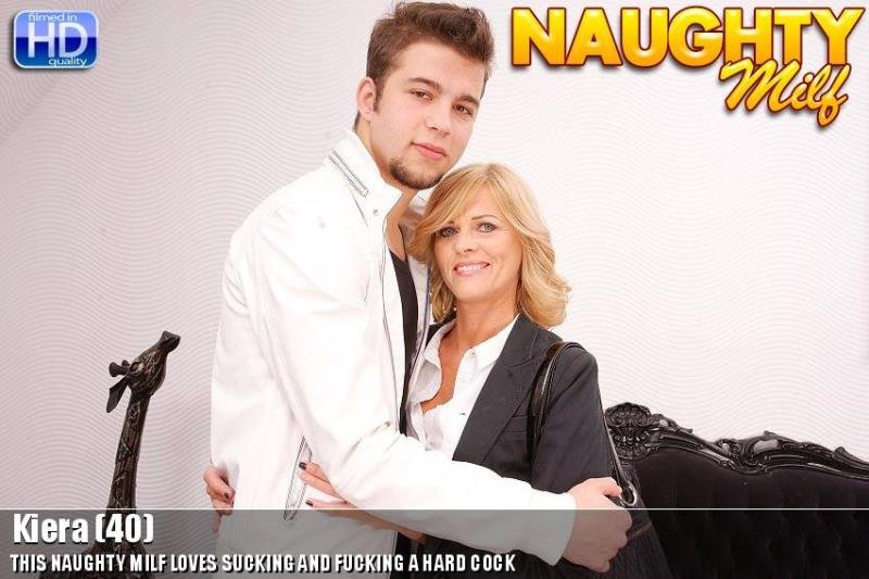 Mature.nl - Kiera - Mat-Alex 108 [HD / Incest / Milf / 2014]