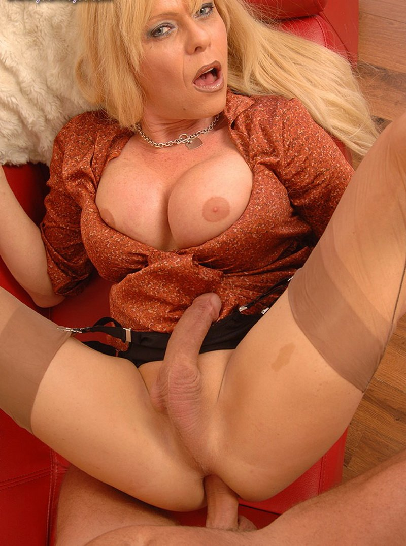 JoannaJet.com - Joanna Jet - My Daughters Boyfriend [HD / Shemale / Anal / 2012]
