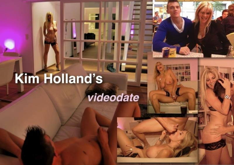 Kimholland.nl - Kim Holland - Bam, bam bam! Kim Hollands Videodate! Vuurwerk! [FullHD / Incest / Mature / 2014]