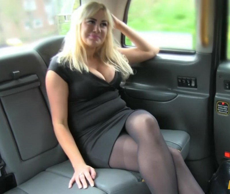 FakeTaxi.com - Lois Loveheart - Creampie surprise pays taxi fare [SD / Deep Throat / Ball Licking / 2016]